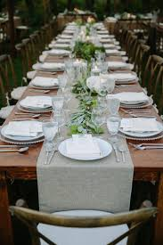 Oblong Table Cloth Top 25 Best Rectangle Table Centerpieces Ideas On Pinterest