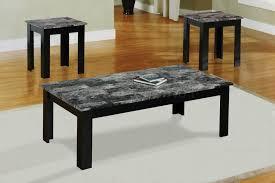 3 Pc Living Room Set Side Table Set 3 Living Room Table Sets Modern Coffee Table