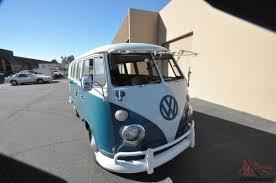 vw standard split 11 window volkswagen bus original paint very