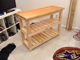 small butcher block kitchen island diy butcher block kitchen island 7 steps with pictures