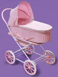 Badger Basket Armoire Badger Basket Pink Rosebud 3 In 1 Doll Pram Carrier And Stroller
