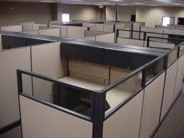 Black White Partition Office Furniture Desk Tables Used Affordable - Used office furniture cleveland