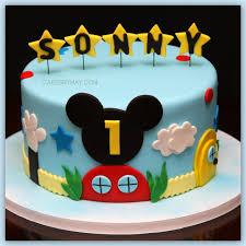 mickey mouse birthday cakes best birthday cakes