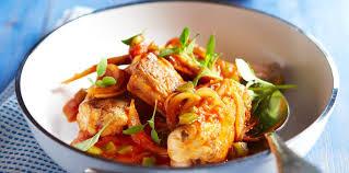 cuisiner roussette roussette à la provençale facile et pas cher recette sur cuisine