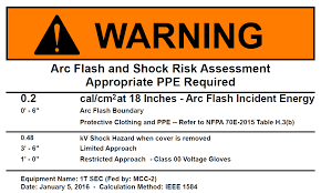nfpa 70e arc flash table arc flash forum view topic 130 5 c incident energy analysis
