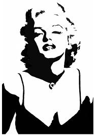 holly golightly stencil template art ideas pinterest holly