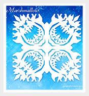 85 snowflake templates u2013 free word excel pdf jpeg psd format