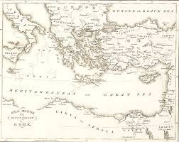 Ephesus Map Acts