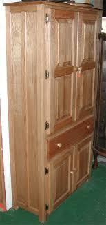 oak kitchen pantry cabinet oak pantry cabinet attractive brilliant kitchen freestanding