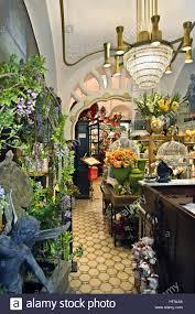 famous philanthia flower shop with its beautiful original art