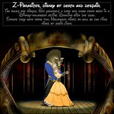 z p halloween meme beauty and the beast by siofratural on deviantart