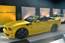 saleen saleen display new york auto show 2014 saleen owners and