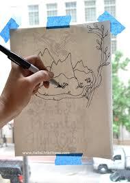 free coloring page ain u0027t no mountain high enough
