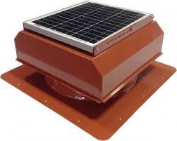 attic breeze gen2 30 watt solar attic fan self flashing