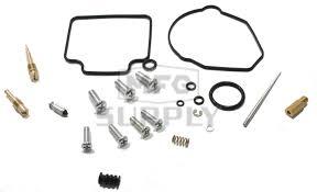 complete atv carburetor rebuild kit for 93 09 honda trx300ex