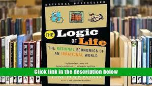 Steven Landsburg The Armchair Economist Audiobook The Logic Of Life The Rational Economics Of An
