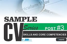Resume Examples Skills by Skills And Core Competencies Resume Examples