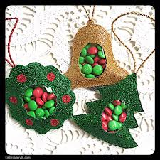 embroidered christmas machine embroidered christmas candy holder set embroidery it