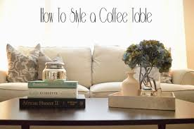 How To Style A Coffee Table Sylvan Park Life How To Style A Coffee Table Like A Pro
