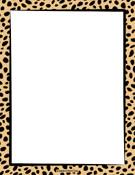halloween page border zebra page border free download clip art free clip art on