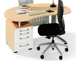 Ecken Schreibtisch Wellemöbel Hyper Schreibtisch In Nierenform Mit Stützcontainer