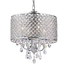 Christal Chandelier House Of Hton Clemence 4 Light Chandelier Reviews