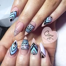 cute icles u0026 polish nails pinterest crazy nails and manicure