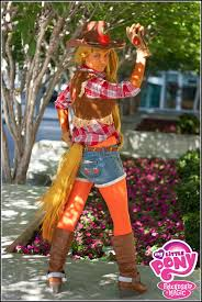 applejack equestria girls kenzie wants to be applejack for