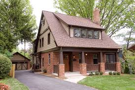 brick colonial house plans 1940 s brick colonial home renovation in northern virginia at