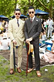 street style welcome to the roaring twenties lawn party double