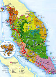 Map Of West Asia by Maps Of Malaysia Map Library Maps Of The World
