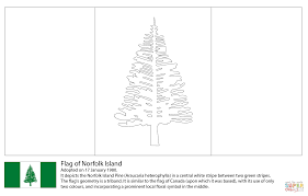canada flag coloring page flag of norfolk island coloring page free printable coloring pages