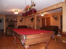 Pool Table In Living Room The Pool Table And Living Room Area In Camo Shenanigans