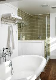 bathroom chic subway tile shower tub combo 69 best ideas about