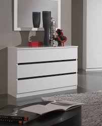 Commode Blanc Brillant by Commode Adulte Eden Commode Et Coiffeuse Chambre Adulte Chambre