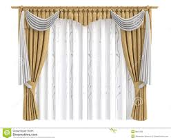 Curtains Curtains Royalty Free Stock Images Image 9827169