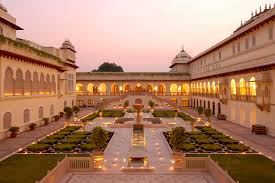 taj mahal garden layout top 5 luxury hotels in india to spice up your vacation