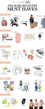 baby registery surviving two two the ultimate 2nd baby registry guide