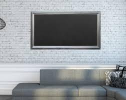 Large Decorative Chalkboard Leaning Chalkboard Etsy