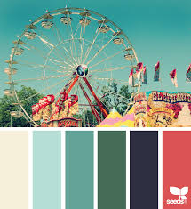 color carnival design seeds color inspiration and green colour