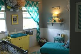 Teal Yellow And Grey Bedroom Black And Grey Room White Bedroom Ideas Pinterest Dark Walls Baby
