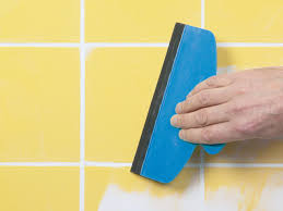 How To Regrout Bathroom Tile How To Fix Broken Wall Tile And How To Regrout How Tos Diy