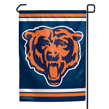 Flag Za Amazon Com Nfl Chicago Bears Garden Flag Sports Fan Outdoor