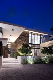 contemporary modern house cool minimalist facade architecture modern dousuke modern house