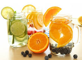 simple detox water recipes for flat belly craving control and