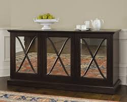 Ashley Furniture Exhilaration Sectional Mirrored Buffet Cabinet Best Home Furniture Decoration