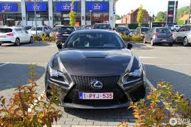 lexus website qatar lexus rc f 15 october 2016 autogespot