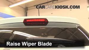 hyundai tucson rear wiper blade rear wiper blade change hyundai tucson 2010 2015 2015 hyundai