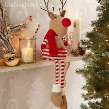 top 10 shabby chic christmas decorations archives live laugh love