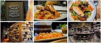 cuisine z gut z saloon แฟต ก ซต ซาล น central eastville let s eat